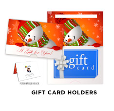 Gift Card Jackets