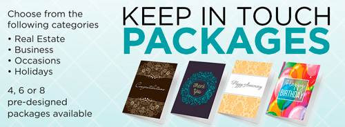 Keep in Touch Packages