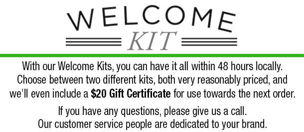 Welcome Kits