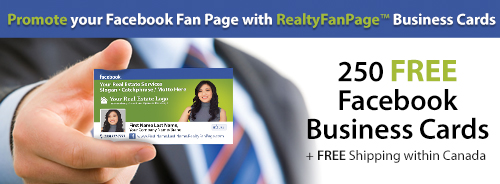 Facebook Business Cards