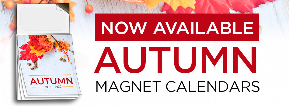 2019/20 Autumn Magnet Calendars