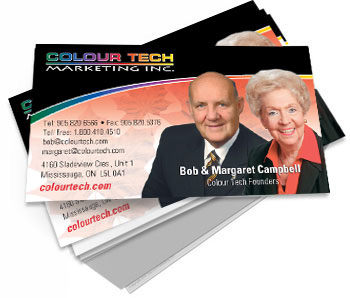 Custom business cards colour tech marketing inc colourmoves Image collections